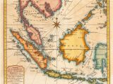 Map Of Se England Old Color Map Of southeast asia Old Map A A A A A µa A A A A A