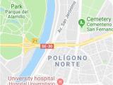 Map Of Seville In Spain 5 Neighborhoods In Seville Spain Google My Maps Spain Travel In