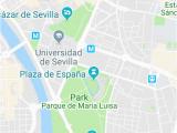 Map Of Seville In Spain Hostel In Seville toc Hostel Suites Dormitorios Spain Travel