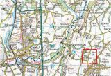 Map Of Shropshire England north Shropshire Coalfield