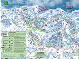Map Of Ski Resorts Colorado Colorado Ski areas Map Luxury Colorado Ski Resorts by Elevation