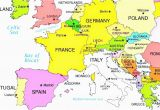 Map Of Slovenia In Europe 36 Intelligible Blank Map Of Europe and Mediterranean