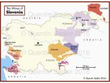 Map Of Slovenia In Europe Slovenia A Big Little Place with Lots Of Style Great