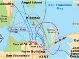 Map Of south Gate California San Francisco Maps for Visitors Bay City Guide San Francisco