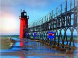 Map Of south Haven Michigan south Haven Lighthouse In Michigan Picture Of south Haven