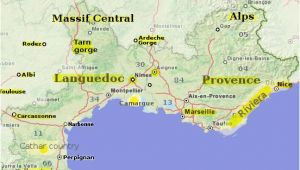 Map Of south Of France Coastline the south Of France An Essential Travel Guide