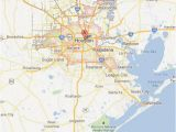 Map Of south Texas towns Texas Maps tour Texas