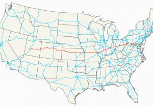 Map Of southern California Freeways Interstate 70 Wikipedia