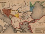 Map Of southern Europe and the Balkans the Balkans Historical Maps Perry Castaa Eda Map Collection