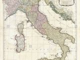 Map Of southern Italy and Sicily Italy Map Stock Photos Italy Map Stock Images Alamy