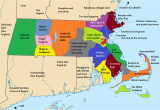 Map Of southern New England 14 Problems that Massholes Have to Face once they Move