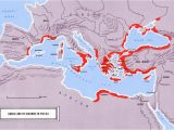 Map Of Spain and Greece Another Map Of Greek Colonization Research for Medea