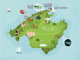 Map Of Spain and Majorca Pin by Bouguessa On Escape In 2019 Palma Mallorca Spain