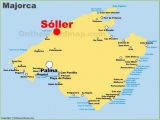 Map Of Spain and Majorca Pinterest