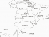 Map Of Spain Autonomous Communities Spain Map Drawing at Paintingvalley Com Explore Collection