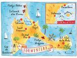 Map Of Spain Beaches Funky formentera Far Far Away Ibiza formentera formentera Spain