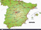 Map Of Spain Showing Salamanca Map Od Spain Stock Photos Map Od Spain Stock Images Alamy