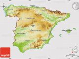 Map Of Spain with Mountains List Of Rivers Of Spain Wikipedia Site About Maps Of