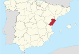 Map Of Spain with Provinces Province Of Castella N Wikipedia