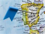 Map Of Spain with Regions and Capitals Basic Info History Geography and Climate Of Spain
