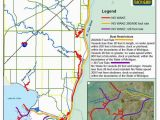 Map Of St Clair County Michigan No Wake Zones