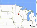 Map Of St Paul Minnesota south St Paul Minnesota Mn 55075 Profile Population Maps Real