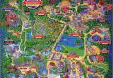 Map Of Staffordshire England Alton towers Map Staffordshire England for 1994 theme
