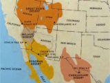 Map Of Sunnyvale California California Desert Map Fresh United States Desert Map New sonoran