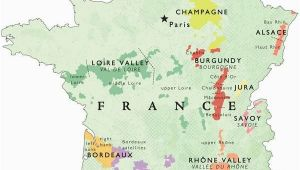 Map Of Sw France Wine Map Of France In 2019 Places France Map Wine