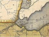 Map Of Taylor Michigan Historical Program to Showcase Gibraltar S 180 Years Of Existence