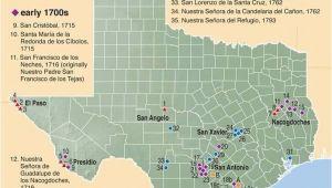 Map Of Texarkana Texas Texas Missions I M Proud to Be A Texan Texas History 7th Texas