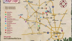 Map Of Texas Hill Country Wineries Map Of Wineries In Texas Business Ideas 2013