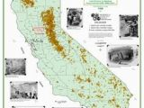 Map Of the California Gold Rush 16 Best Gold Rush Images Gold Rush California History Bodie