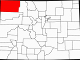 Map Of the Counties In Colorado File Map Of Colorado Highlighting Moffat County Svg Wikimedia Commons