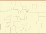 Map Of the Counties In Colorado List Of Counties In Colorado Wikipedia