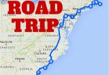 Map Of the East Coast Of Canada the Best Ever East Coast Road Trip Itinerary Road Trip