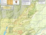 Map Of the oregon Trail with Rivers Post Canyon Mountain Biking Trail System Maplets