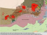 Map Of the south West England torquay Geological Field Guide by Ian West