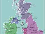 Map Of the United Kingdom and Ireland Britain and Ireland Travel Guide at Wikivoyage