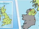 Map Of the United Kingdom and Ireland Ks1 Uk Map Ks1 Uk Map United Kingdom Uk Kingdom United
