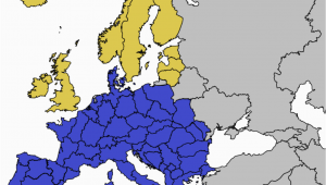 Map Of the United States and Europe the United States Of Europe to Heineken S Draft with