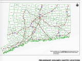 Map Of toll Roads In Texas New Ctdot Study Calls for 82 tolling Gantries On Connecticut