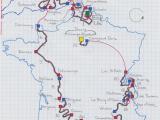 Map Of tour De France File Carte Du tour De France 1994 Png Wikimedia Commons