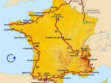 Map Of tour De France File Route Of the 1962 tour De France Png Wikimedia Commons