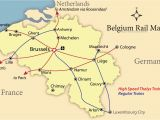 Map Of Train Routes In France How to Get Around Belgium Like A Local