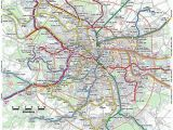 Map Of Trains In France Transilien Wikipedia