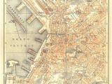 Map Of Trieste Italy 264 Best City Maps Images City Maps Antique Maps Deutsch