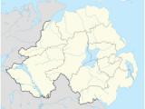 Map Of Tyrone Ireland Portadown Wikipedia
