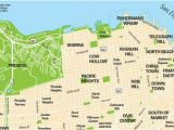 Map Of Union City California San Francisco Maps for Visitors Bay City Guide San Francisco