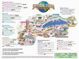 Map Of Universal Studios California Universal Studios California Map New Universal Studios Park Map